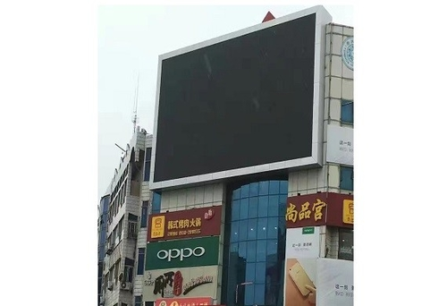 sprawy firmy dotyczące ShoppingMall video wall led display P6 for advertising usage