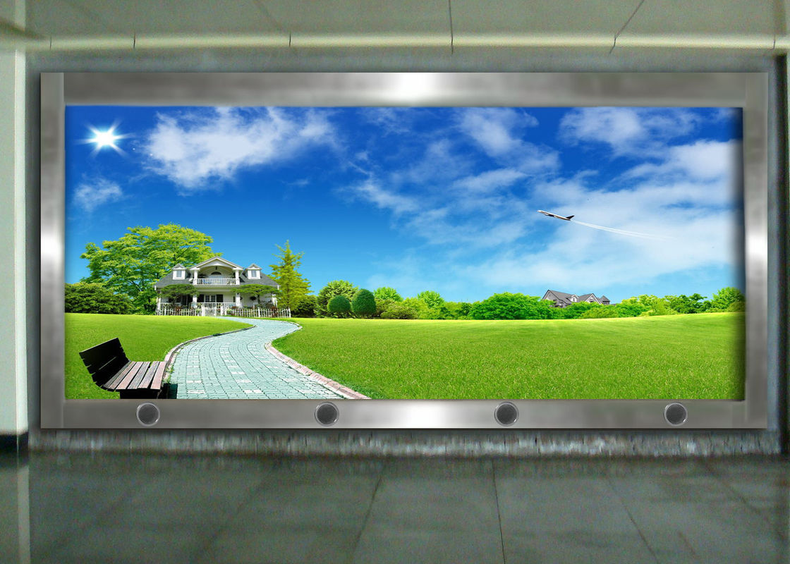 Chiny Panel LED 3mm Pixel Pitch Indoor, LED Video Wall Panels Full Color fabryka